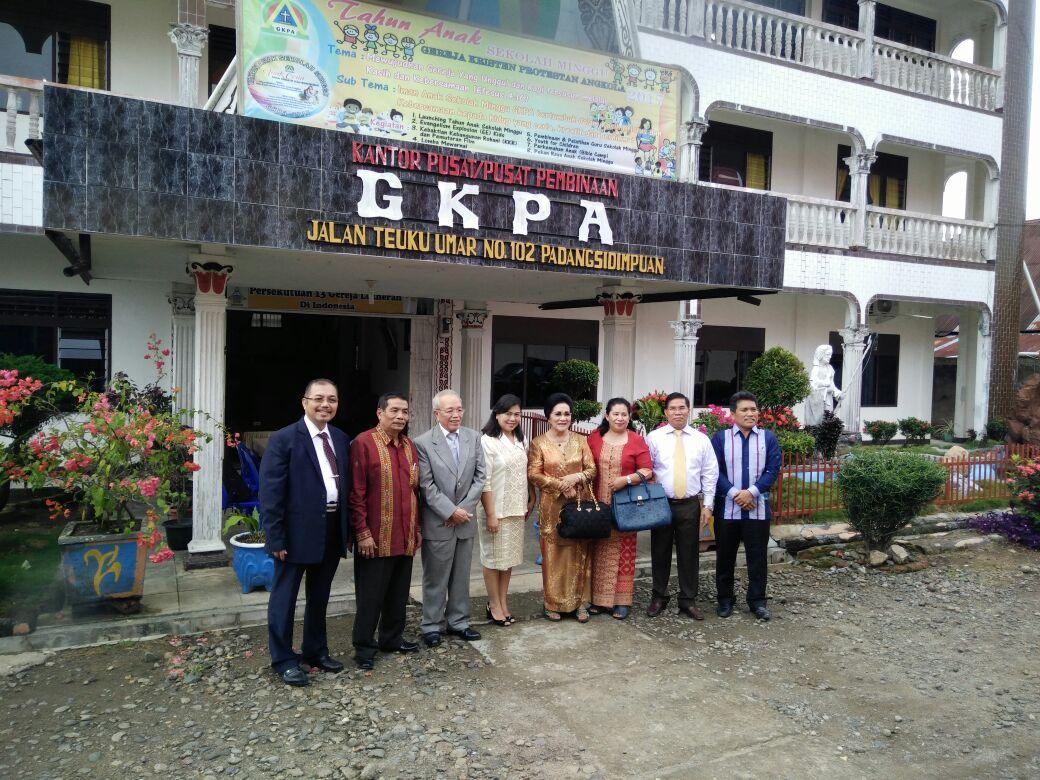 Sosialisasi Pembangunan di Bonapasogit
