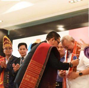 FBBI Apresiasi Undangan Gubernur Sumsel kepada Masyarakat Batak Jelang Asian Games dan Tahun Politik 2018